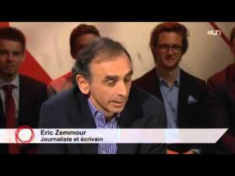 Eric Zemmour – Infrarouge Sur RTS (chaîne Suisse)