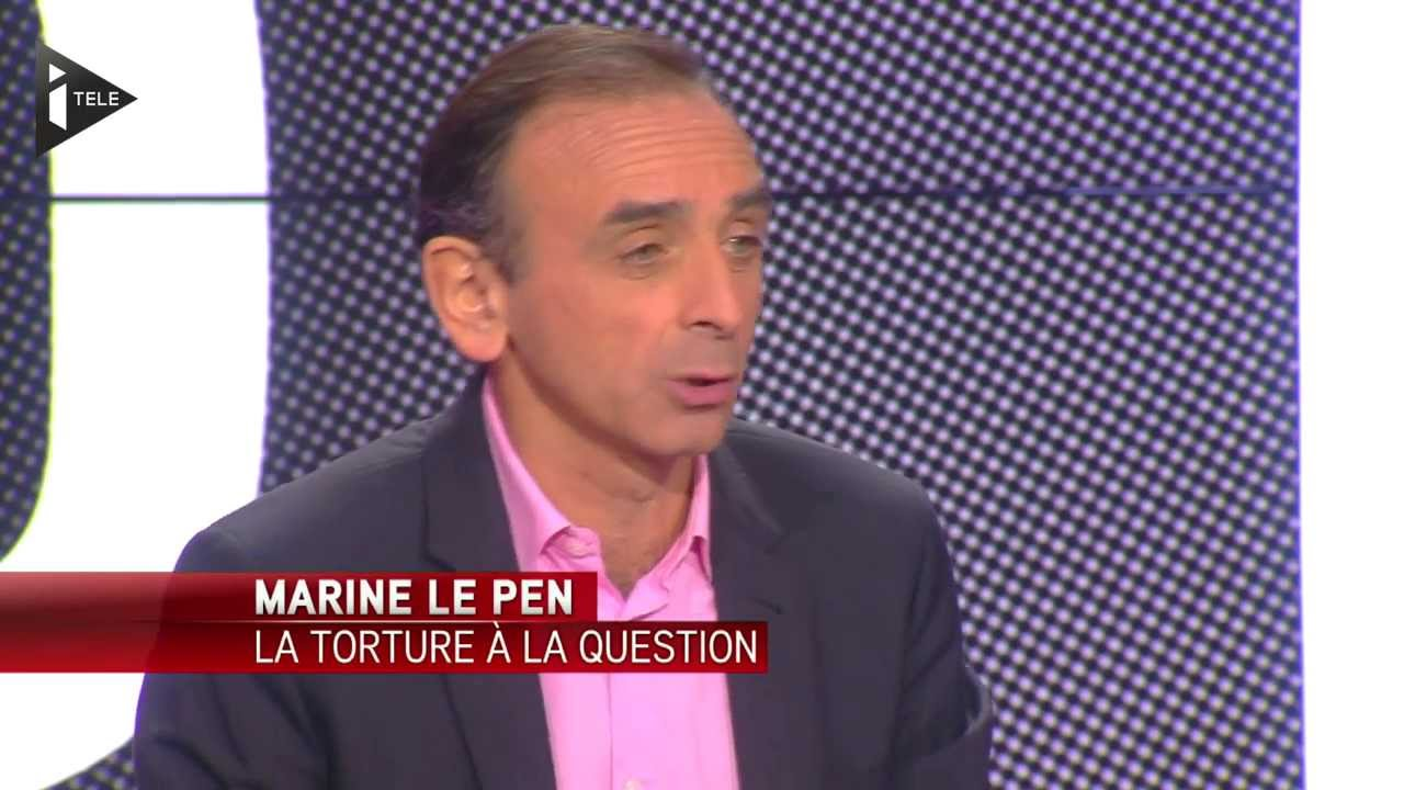 Marine Le Pen : La Torture à La Question