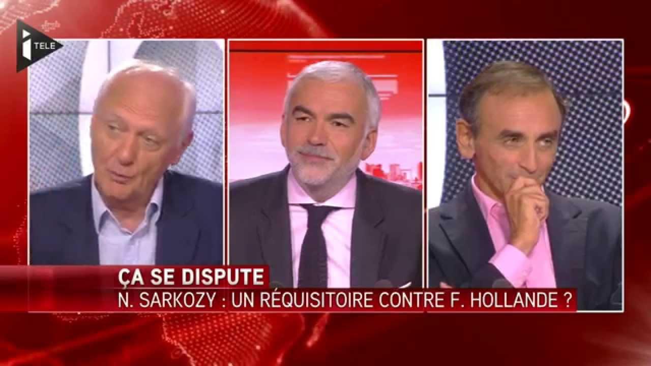 N.Sarkozy : Un Réquisitoire Contre F.Hollande ?
