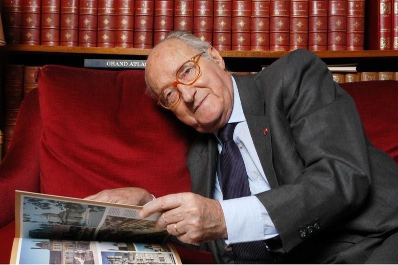 Décès D'Alain Decaux : L'historien était Le Vieil Oncle Qu'on Aimait Brocarder