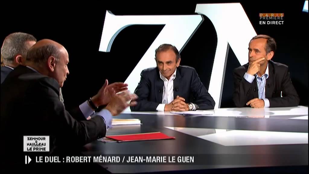Zemmour & Naulleau – 4 Mai 2015