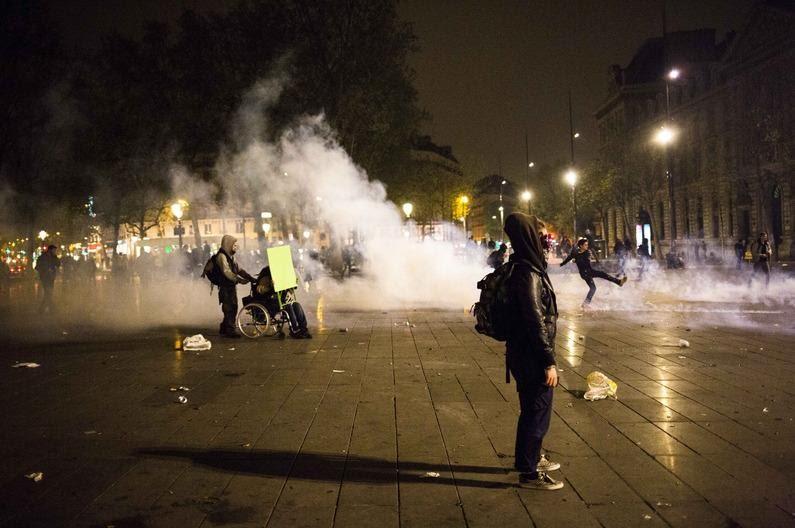 Nuit Debout : À Force De Parler Pour Ne Rien Dire, On Finit Par Frapper Pour Rien