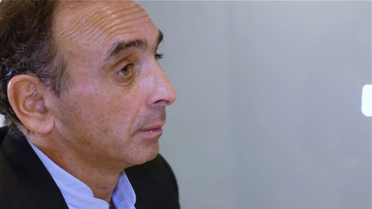 TV Libertés : Eric Zemmour évoque Fillon, Le Pen, Hollande Et Les Autres