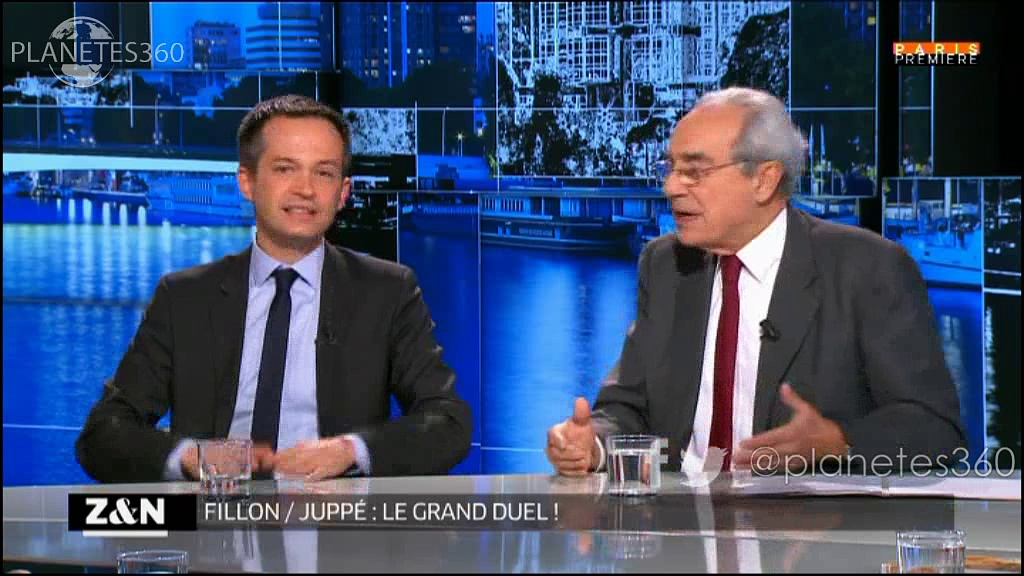 Zemmour & Naulleau – 23 Novembre 2016