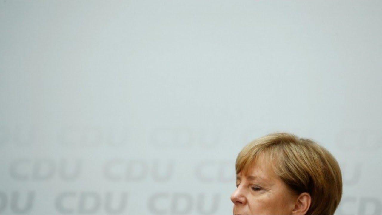 La Vie Politique Allemande Est Entrée Dans L'après-Merkel