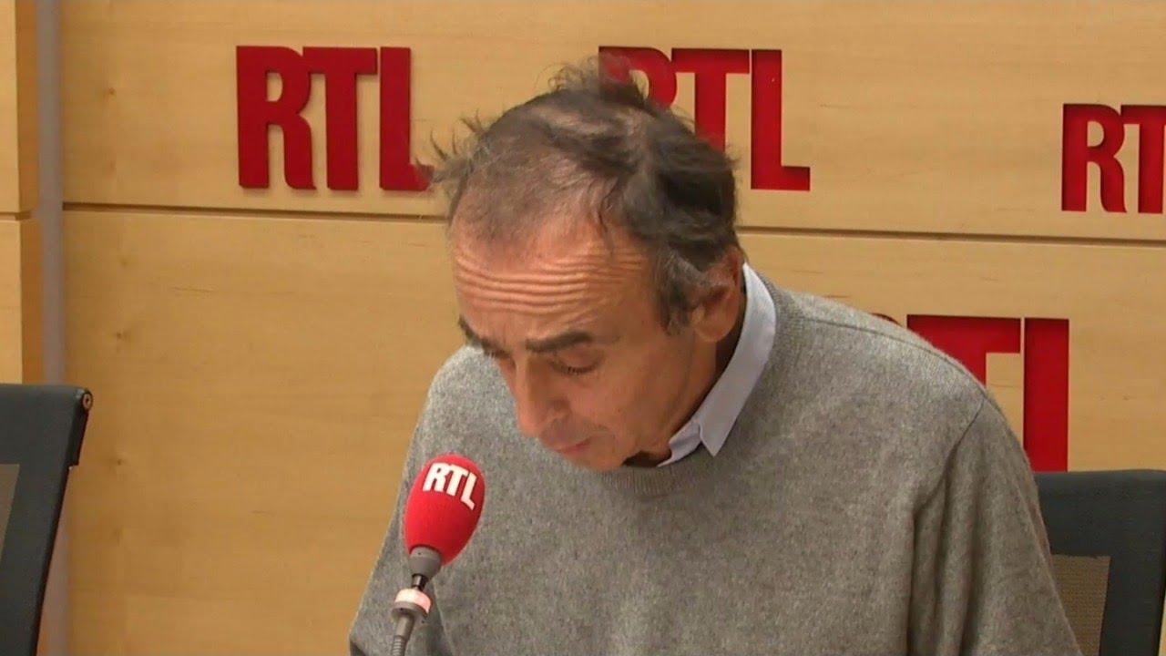 Loi Antiterroriste : Éric Zemmour Pointe Le Décalage Entre Son Contenu Et La Réalité