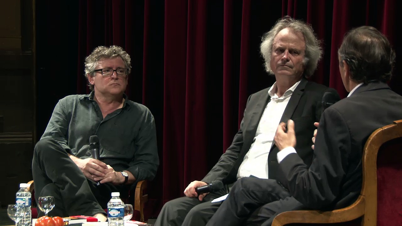 Débat Avec Michel Onfray