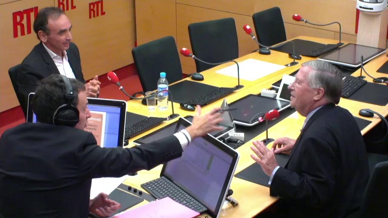 Eric Zemmour VS Alain Duhamel