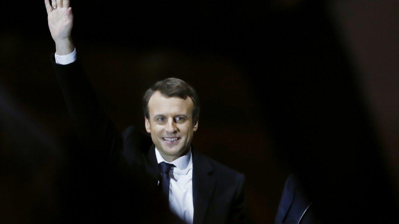 Macron Président : «Le Candidat De L'oligarchie Et Du Système A Gagné»