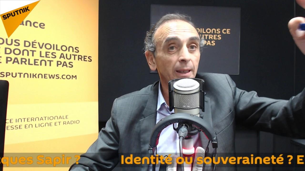 Identité Ou Souveraineté ? Eric Zemmour Ou Jacques Sapir ?