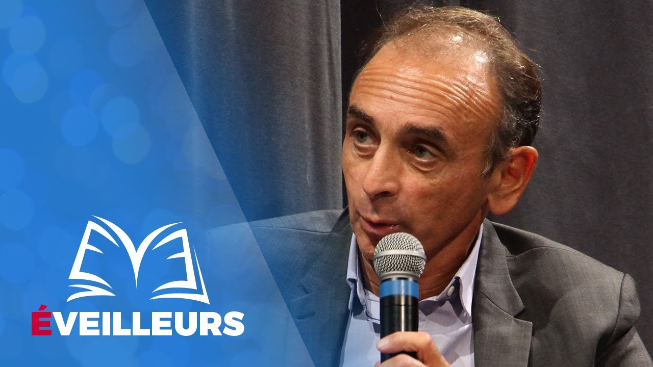 Eric Zemmour Chez Les Eveilleurs