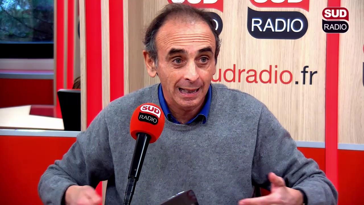 Éric Zemmour était L'invité D'André Bercoff Pour Son Livre » Destin Français»
