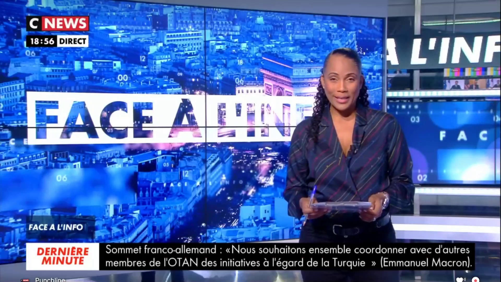 Face à L'Info – 16 Octobre 2019