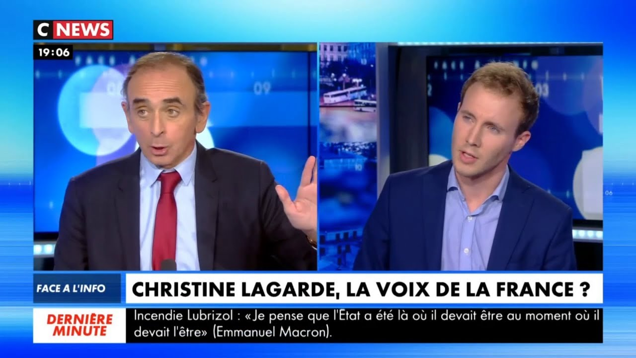 Face à L'info – 30 Octobre 2019