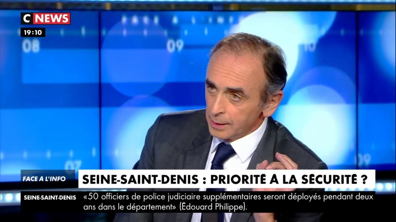 Face à L'info – 31 Octobre 2019