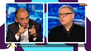 Eric Zemmour face à Michel Onfray