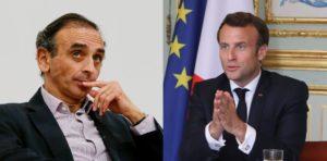 Zemmour candidat face à Macron ?