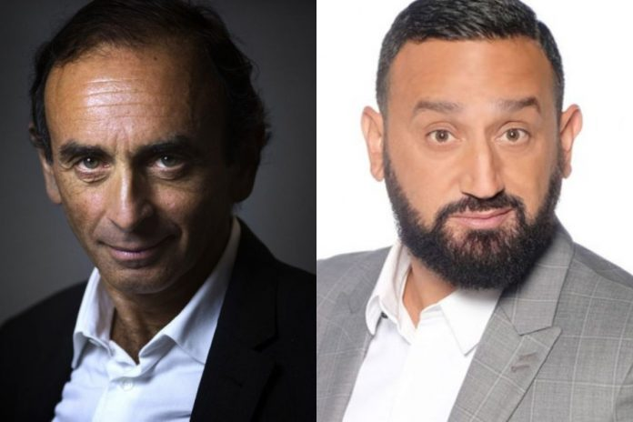 """Cyril Hanouna prépare un """"Que le meilleur gagne"""" de la politique auquel pourrait participer Eric Zemmour"""