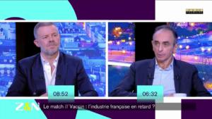 Zemmour & Naulleau - 23/12/2020