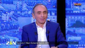 Zemmour candidat - Il ne dit pas non !